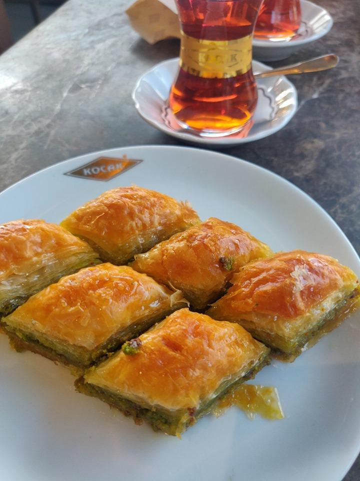 Baklava, la specialità più apprezzata di Gaziantep e simbolo della pasticceria turca nel mondo