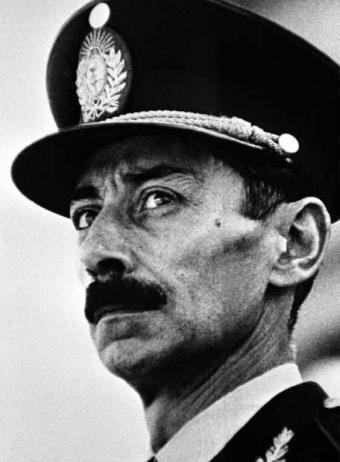 Jorge Videla Argentina